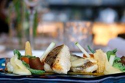 🍏 JOHN DORY FISH | PICKLED VEGETABLES | GRANNY SMITH APPLE
