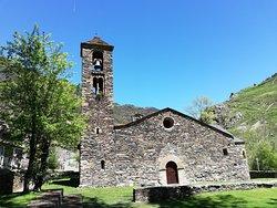 Church of Sant Martí de La Cortinada