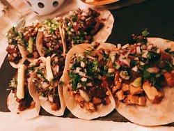 best taco in HK