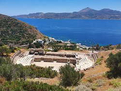 Ancient Roman Theatre - Milos