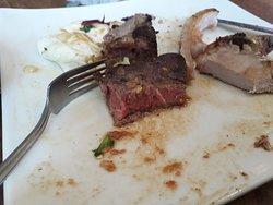 Steak - medium