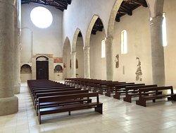 Le foto dell'interno della chiesa di San Silvestro in L'Aquila