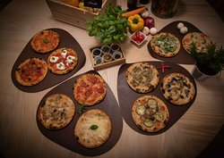 Tonda Pizza