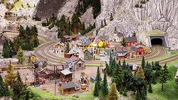 Die Schweiz in Mini