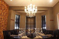 Restaurante Scavollo - salão