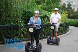 #Summer#Vacationis finally here!😃Gather your#friends&#familyfor good times at #TripAdvisor's #1 tour in the city! #Boston#Segway#Tours😎www.bostonsegwaytours.net