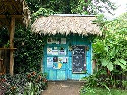 GypSea Lounge Café entrance