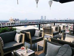 Blue Diamond Rooftop Bar and Restaurant