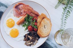 English Breakfast Set
