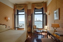 Superior rooms are the best to go! The view is unbeatable and the price still affordable.