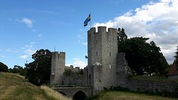 Visby City Wall