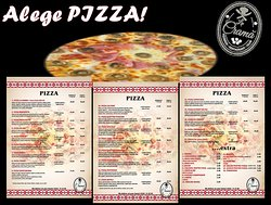 Choose PIZZA! :)