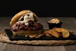 "Hamburguesa ""burger pipol burger"""
