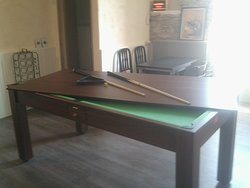 Billiard Table / Ping Pong Table