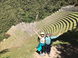 Incredible experience hiking the Inca Trail