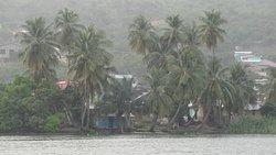 Atimpoku boat trip