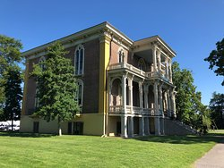 Clover Bottom Mansion