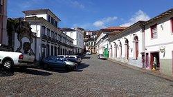A Praça Reinaldo Alves de Brito, mais conhecida como Largo do Cinema