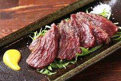 鉄板焼やっぱの充実した肉料理