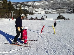 Ski instructors are available in holidays and many weekends, contact us for booking