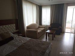Отель очень пронравился, если бы устранили неразбериху с номерным фондом, было бы прекрасно!!!
