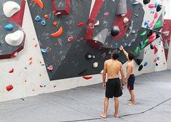 La plus grande salle d'escalade de France