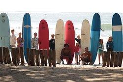 Carlos Surf School