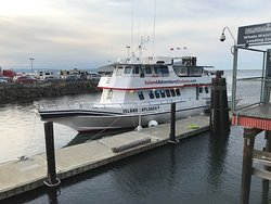 Amazing Fourth of July fireworks cruise out of Port Angeles