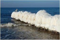 Zimowe uroki polskich plaż