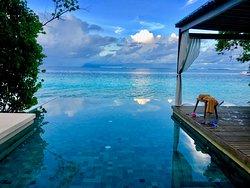 Incredible deluxe park pool villa...