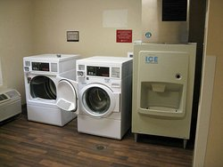 On-Premise Guest Laundry