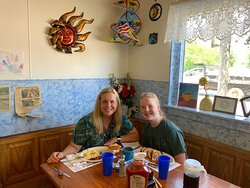 Loved our visit to The Sunshine Cafe!