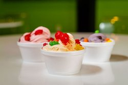 Over 90 toppings to choose from to make it your way!