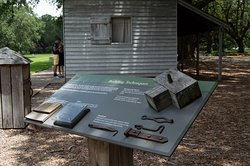 Slave Quarters and information