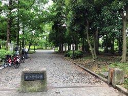 恩賜公園の入口です。