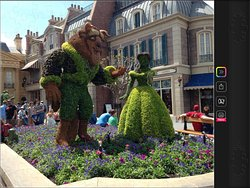 Main Street Disney Orlando