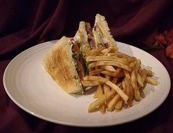 Mapia Club-sandwich