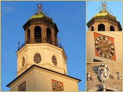 الأبراج والساعات الجميله