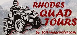 Rhodes Quad Tours