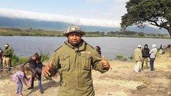 Tanzania Wildcats Safari Maker Best Guide