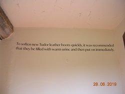 Toilet Trivia (Little Moreton Hall)