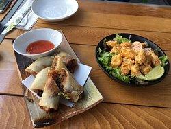 Great food at Chinar