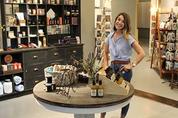Our boutique has sustainable clothing, gifts, local jewelery and chemical free skin care!