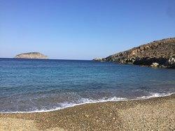 Παραλία της Λιας