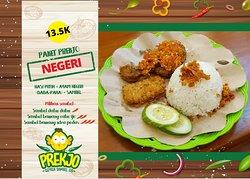 Paket PREKJO Ayam Negeri