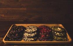 Naše čokoládové marokánky (our chocolate marokanes)