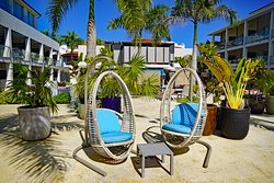 Addictive resort with amazing staff on one of the most beautiful beaches in the DR!