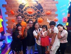 Pak Wayan , Ibu Ani and Family ( Bali )