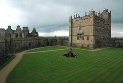 Il castello dal giro delle mura