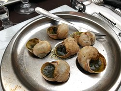 Escargot - delicious
